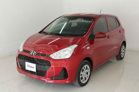 Hyundai Grand i10 GL MID usado (2019) color Rojo precio $179,000