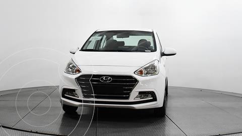 Hyundai Grand i10 GLS usado (2019) color Blanco precio $188,000