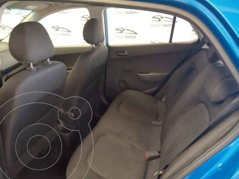 Hyundai Grand i10 GL MID usado (2020) color Azul precio $175,000