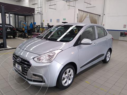Hyundai Grand i10 GLS Aut usado (2020) color Plata Dorado precio $205,000