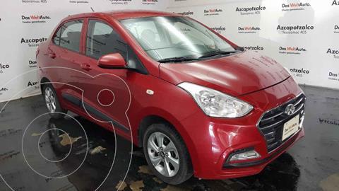 Hyundai Grand i10 GLS usado (2020) color Rojo precio $207,990