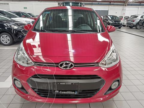 Hyundai Grand i10 GLS usado (2016) color Rojo precio $141,000