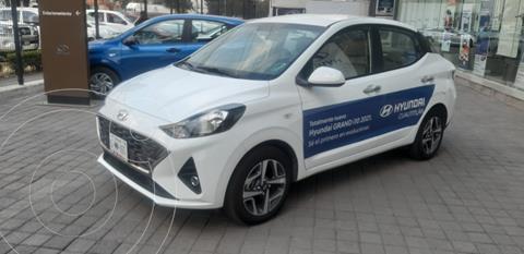 Hyundai Grand i10 GLS usado (2021) color Blanco precio $257,466