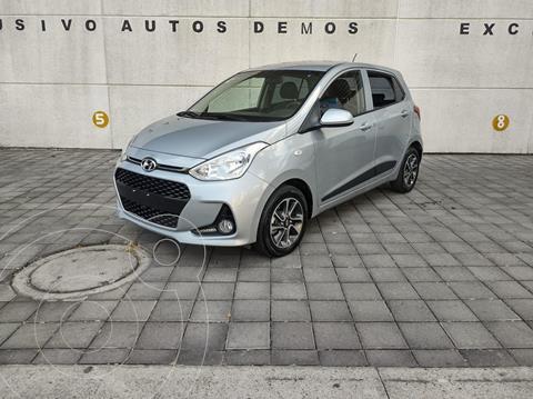 Hyundai Grand i10 GLS usado (2020) color Plata Dorado precio $210,000
