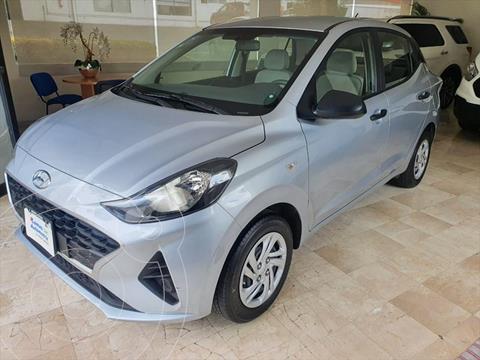 Hyundai Grand i10 GLS TM usado (2021) color Plata precio $215,000