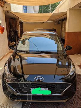 Hyundai Grand i10 GL MID Aut usado (2021) color Negro precio $240,000