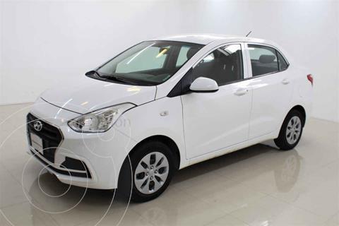 Hyundai Grand i10 GL MID usado (2020) color Blanco precio $195,000