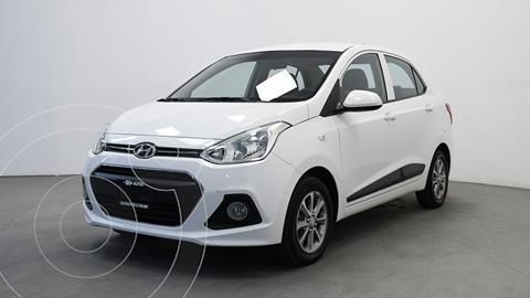 Hyundai Grand i10 GLS usado (2017) color Blanco precio $192,594