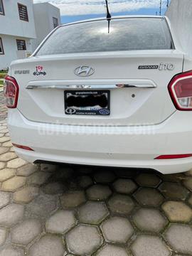 Hyundai Grand i10 GL usado (2016) color Blanco precio $120,000
