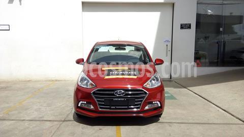 Hyundai Grand i10 GLS usado (2018) color Rojo precio $177,000