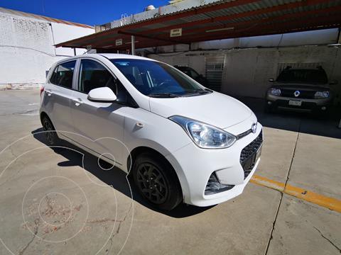 Hyundai Grand i10 GL usado (2018) color Blanco precio $179,000