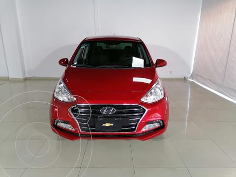 Hyundai Grand i10 GLS usado (2020) color Rojo precio $218,000