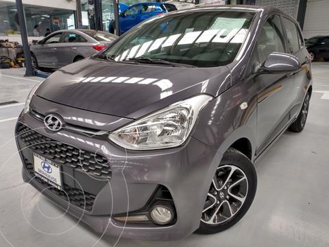 Hyundai Grand i10 GLS usado (2018) color Gris precio $169,900