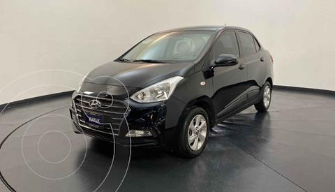 Hyundai Grand i10 GLS Aut usado (2019) color Negro precio $214,999