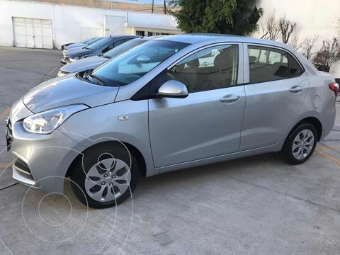 Hyundai Grand i10 GL MID usado (2020) color Plata Dorado precio $194,500