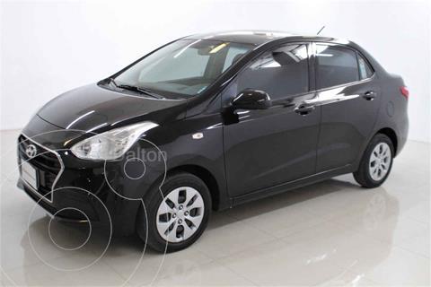 Hyundai Grand i10 GL MID usado (2020) color Negro precio $185,000
