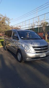 Hyundai H-1 Minibus GL 2.5 Diesel 10S Ac  usado (2015) color Gris precio $15.500.000