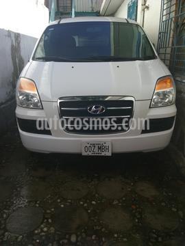 Hyundai H-1 panel Van GL  usado (2007) color Blanco precio u$s7.000
