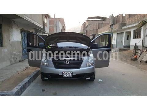 Hyundai H1 Van GL 2.5L TDI 6 Pas usado (2013) color Gris precio u$s4,650