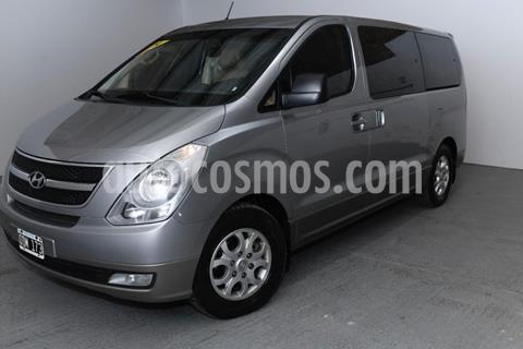 Hyundai H1 Mini Bus 12 Pas. CRDi Full Premium  usado (2014) color Gris Claro precio $2.850.000