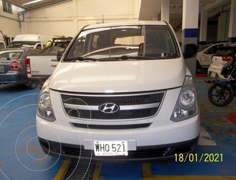 Hyundai H1 H1 Panel 2.5 TDi usado (2015) color Blanco precio $38.900.000