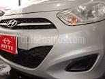 Foto venta Auto usado Hyundai i10 Sedan GLS (2014) color Plata precio $98,000