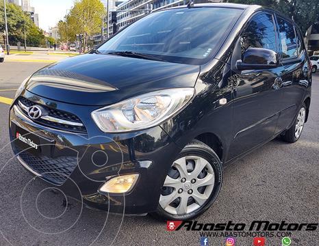 Hyundai i10 GLS Facelift Plus usado (2013) color Negro Phantom precio $950.000