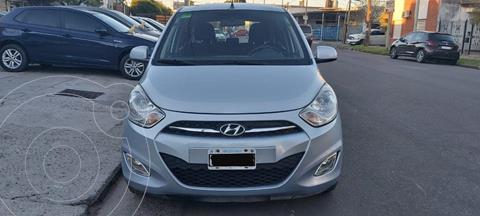 Hyundai i10 GLS Aut usado (2012) color Gris Oyster precio $690.000