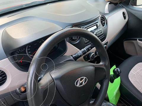 Hyundai i10 1.2 GLS  usado (2014) color Rojo precio $6.500.000