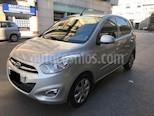 Foto venta Auto usado Hyundai i10 GLS Aut (2013) color Plata precio $365.000