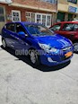 Foto venta Carro usado Hyundai i25 1.6 (2013) color Azul precio $28.000.000