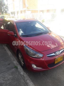 Hyundai i25 1.6 usado (2014) color Rojo precio $32.000.000