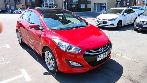 Hyundai i30 GLS 1.8L Full  usado (2013) color Rojo precio $10.000.000