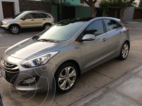 Hyundai i30 GLS 1.6L 5P usado (2012) color Gris precio u$s5,570