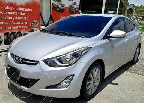 Hyundai i35 NU 1.8 usado (2016) color Plata precio $52.000.000