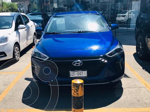 Hyundai Ioniq Limited usado (2019) color Azul precio $399,000