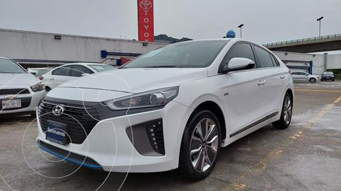 Hyundai Ioniq Limited usado (2019) color Blanco precio $399,000