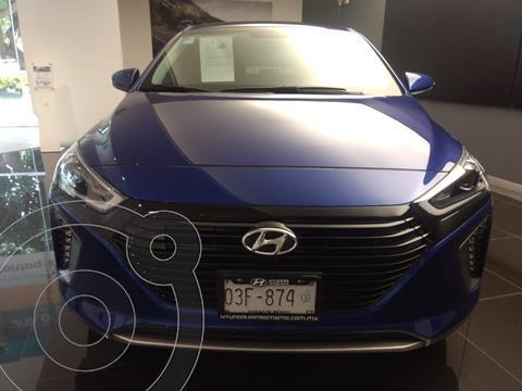 Hyundai Ioniq Limited usado (2019) color Azul precio $415,000