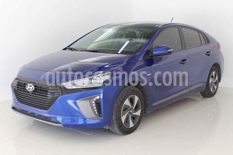 Hyundai Ioniq GLS Premium usado (2019) color Azul precio $339,000