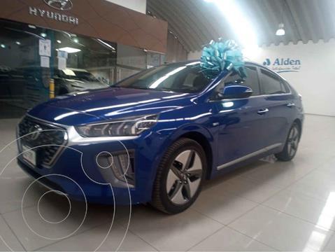 Hyundai Ioniq Limited usado (2020) color Azul precio $475,000