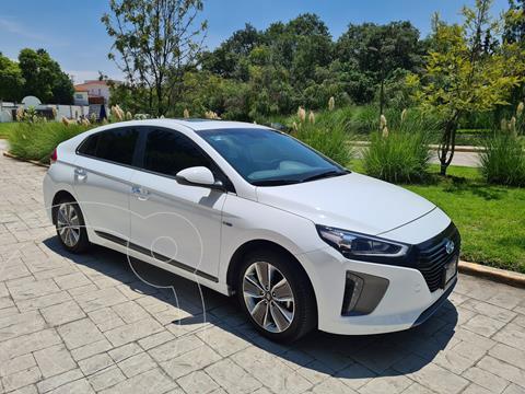 Hyundai Ioniq Limited usado (2019) color Blanco precio $350,000