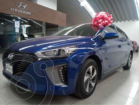 Hyundai Ioniq GLS Premium usado (2019) color Azul precio $345,000