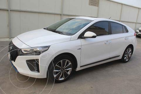 Hyundai Ioniq Limited usado (2020) color Blanco precio $459,000