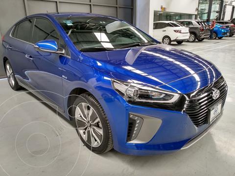 Hyundai Ioniq Limited usado (2019) color Azul precio $398,900