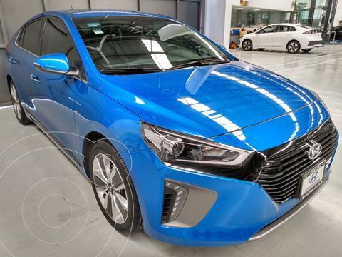Hyundai Ioniq Limited usado (2018) color Azul precio $335,900