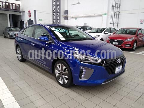 Hyundai Ioniq Limited usado (2019) color Azul precio $375,000