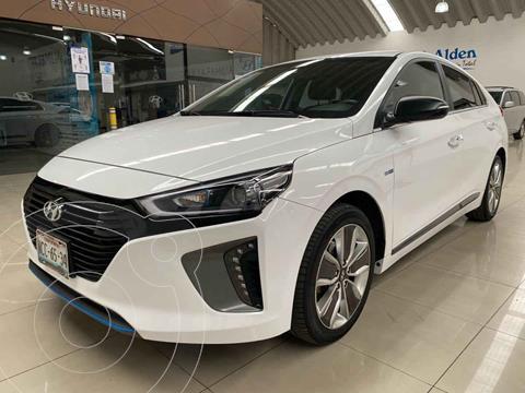 Hyundai Ioniq Limited usado (2018) color Blanco precio $350,000