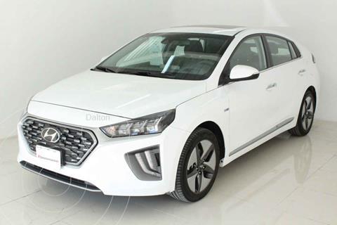 Hyundai Ioniq Limited usado (2020) color Blanco precio $499,000