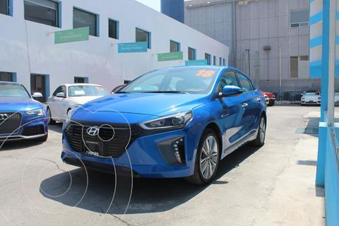 Hyundai Ioniq GLS Premium usado (2018) color Azul precio $343,000