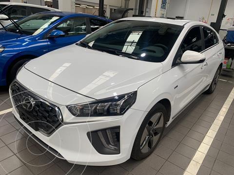 Hyundai Ioniq Limited usado (2020) color Blanco precio $469,000